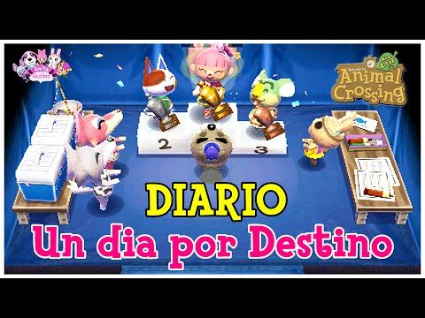 Animal Crossing New Leaf - DIARIO de Anita
