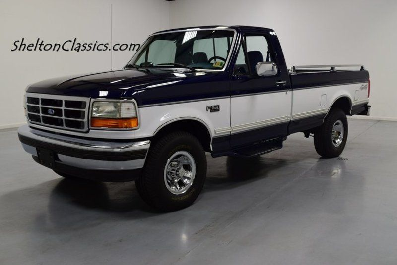 1994 Ford F150 For Sale Mooresville Nc Oldcaronline Com