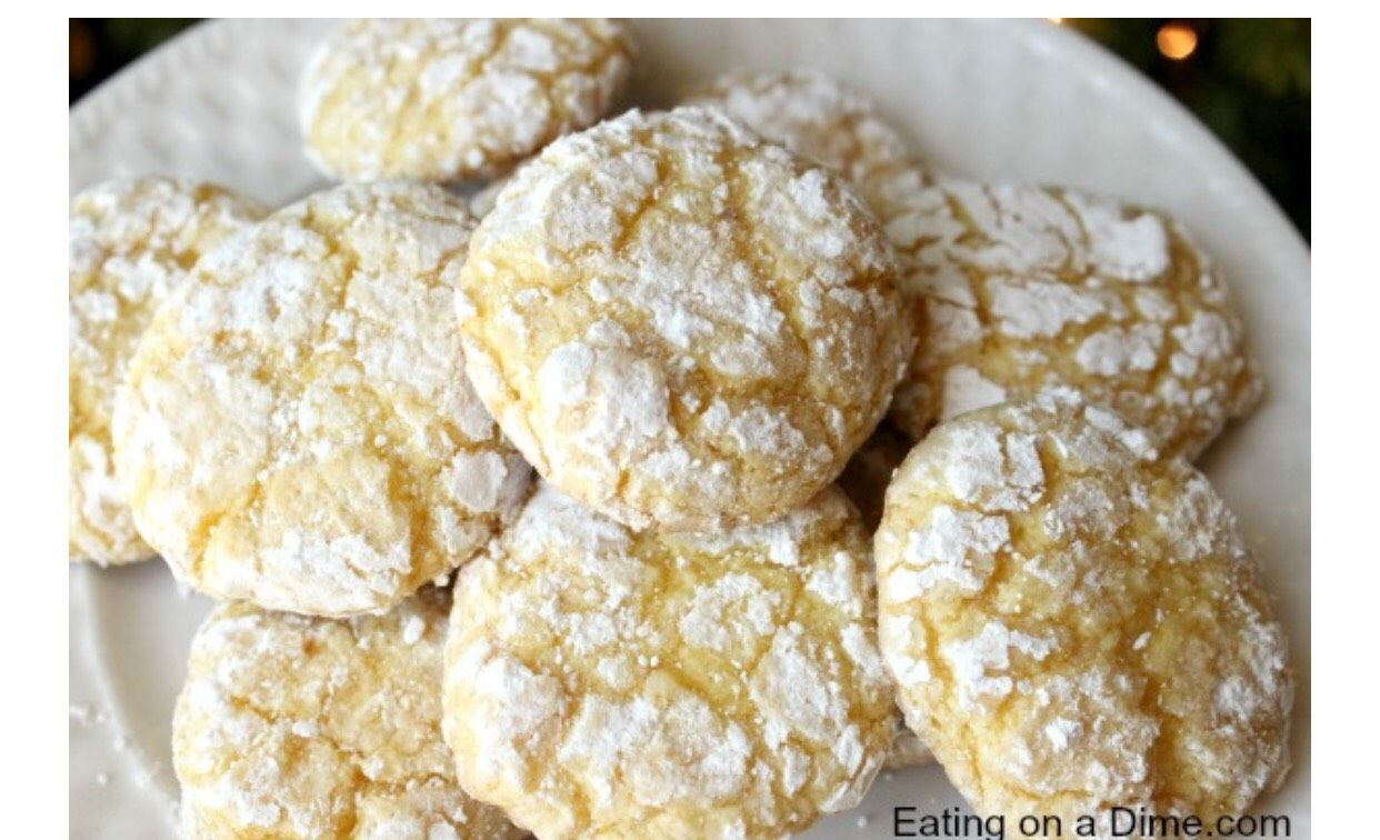 ❤️Lemon Cool Whip Cookies!!!!❤️Hope this made you smile!