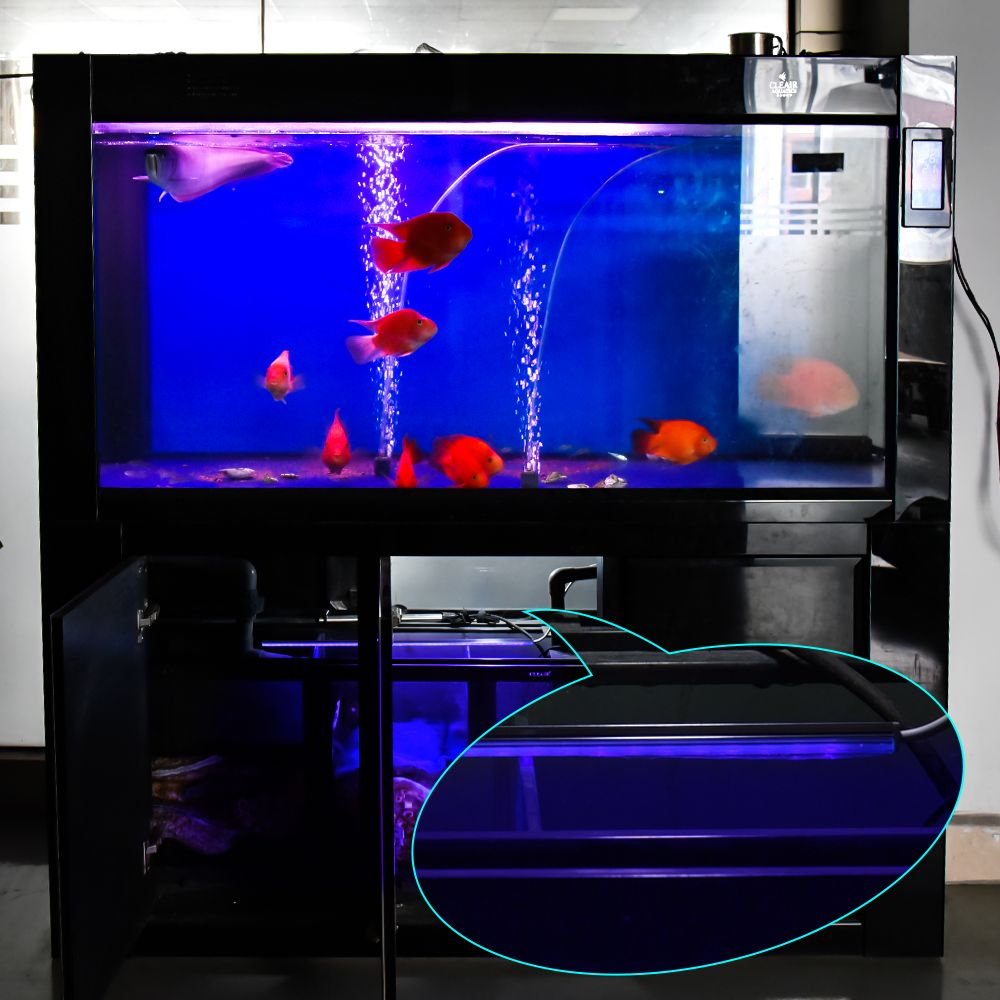 Ultraviolet Lamp Promo Aquarium Uv Lamp Ultraviolet Filter Water Cleaner Sterilizer
