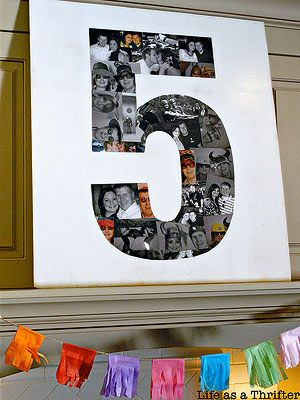 10 Best Photo Gifts: Photo Collage Wall Art (via Parents.com)