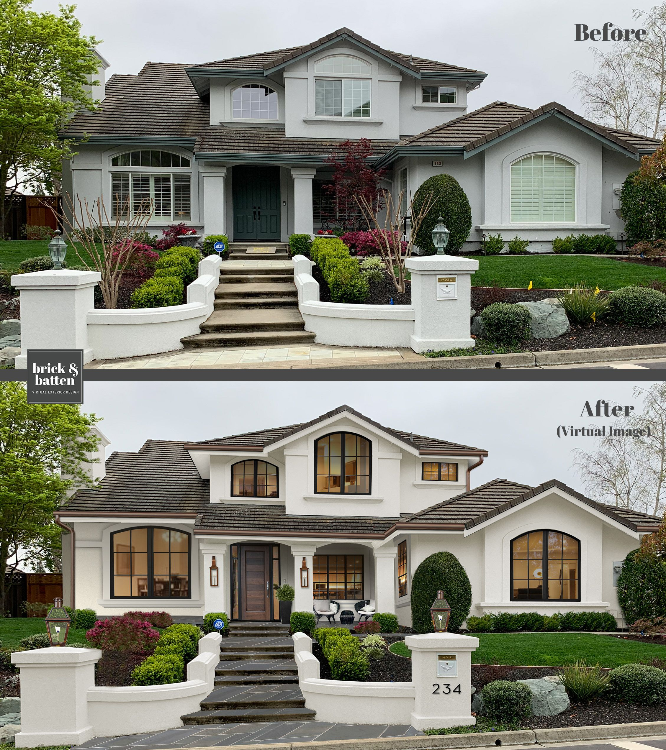 California Clean In 2020 Stucco House Colors Brick Exterior