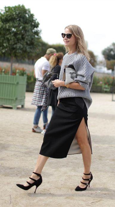 Outono, descodificado - Street Style - Vogue Portugal