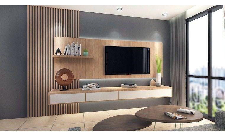 Trendy Small Living Room With Big Tv That Look Beautiful Decoração Sala De Tv Decoração Da Sala Decoração Da Sala De Estar