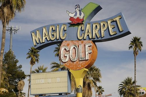 Magic Carpet Golf Tucson Az In 2019 Neon Signs