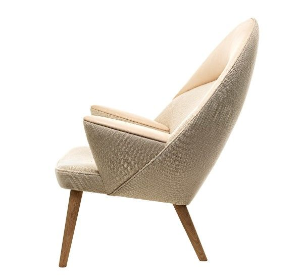 The chair Peacock PP 521 was created by the designer Hans J. Wegner in 1953 and…