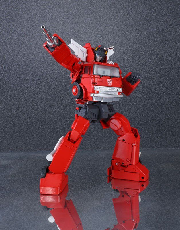 Takara Tomy Transformers Masterpiece MP33 Inferno Action Figure