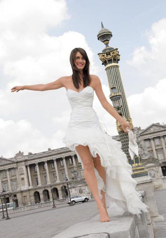 Trouwjurk Voor Kort Achter Lang Wedding Dresses In 2019