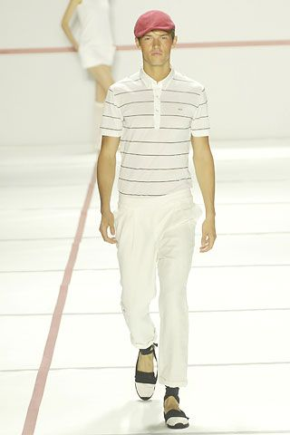 Lacoste | Spring 2008 Ready-to-Wear Collection |
