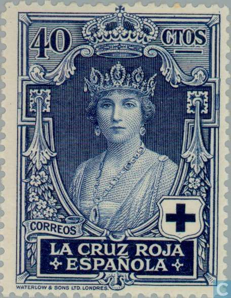 Spain Esp Red Cross 1926 Philately Pinterest Design Red Cross And Postage Stamps