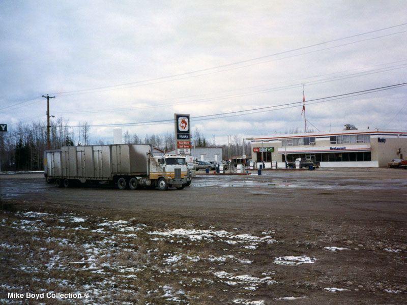 Truck Stop Re Classic Truck Stops Of The Past Vintage Trucks