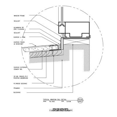 A Rather Good Website With Lots Of Detailing Link Http Www Usgdesignstudio Com Download Details Window Construction Window Sill Floor To Ceiling Windows