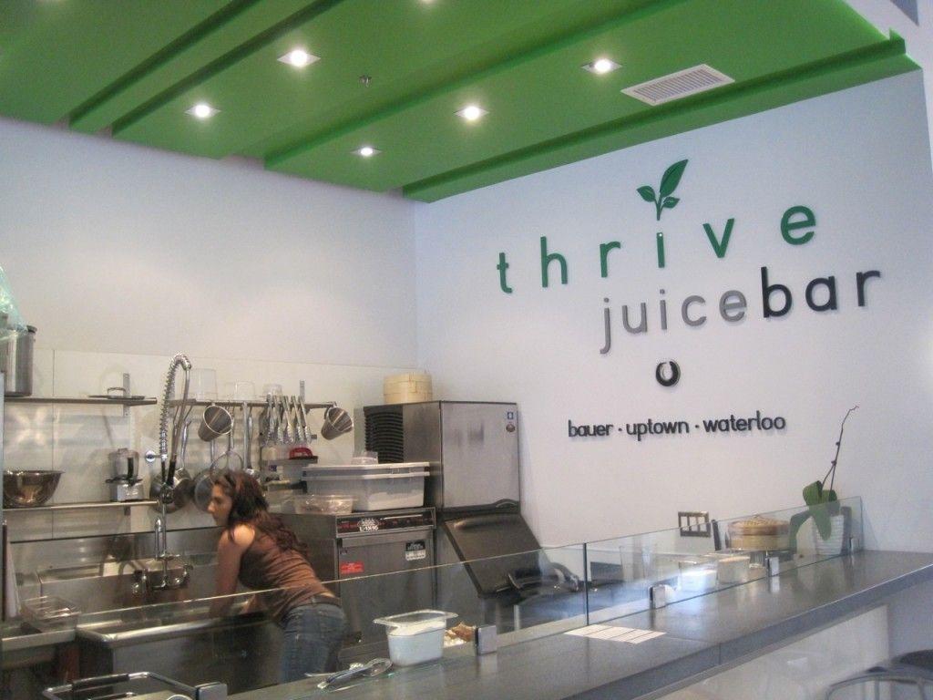 Explore Juice Bar Design, Salad Bar, And More!