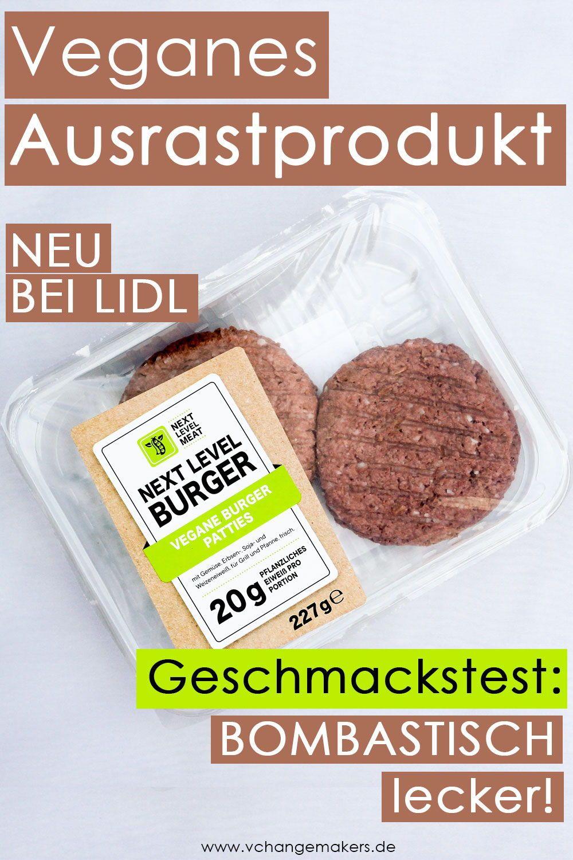 Neu bei Lidl Next Level Burger Ausrastprodukt hoch 10
