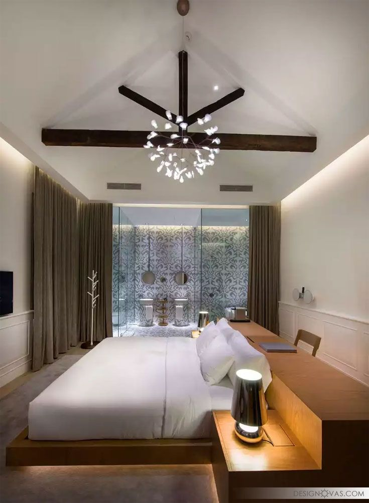 28 Hotel room design ideas to use in your Bedroom