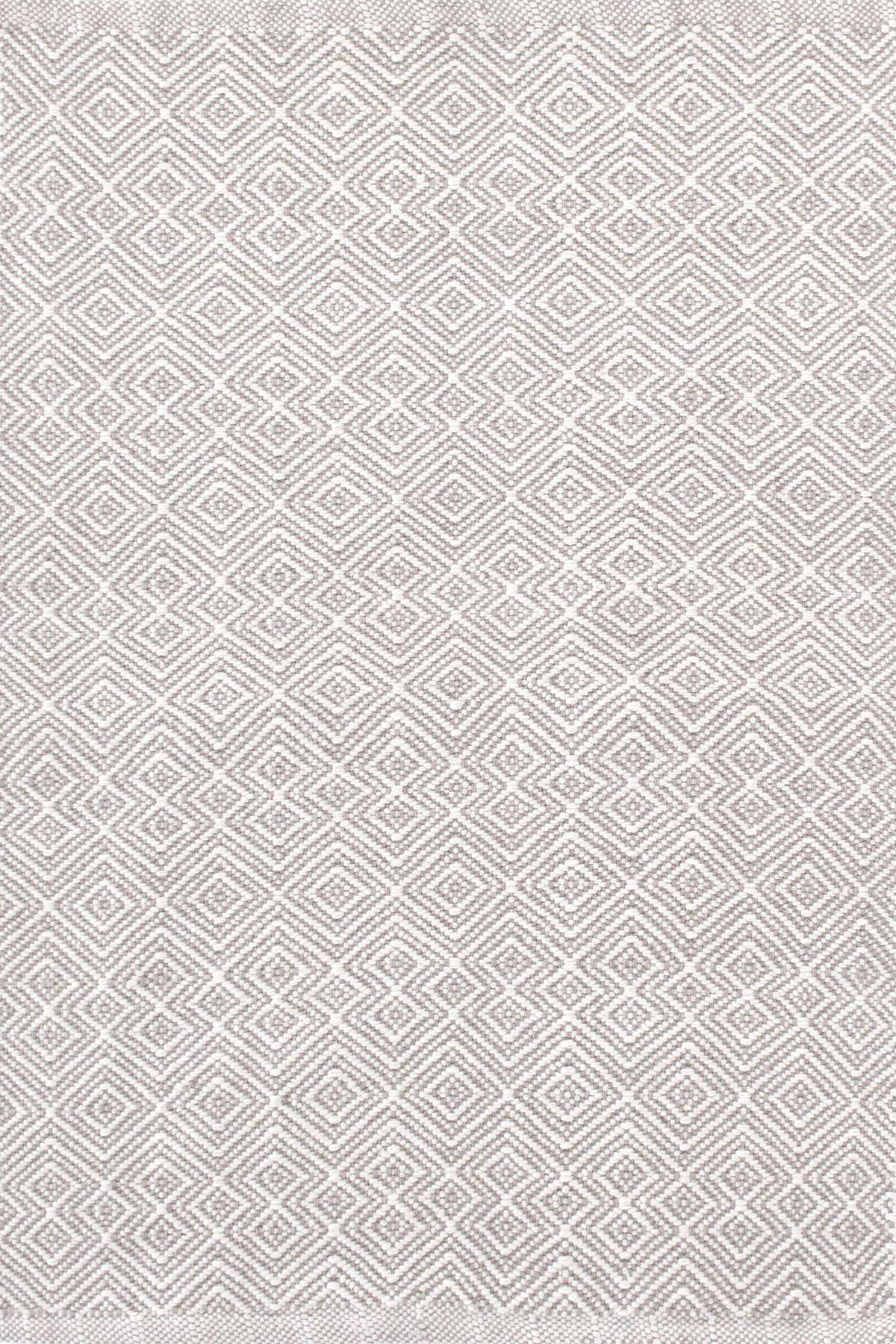 Annabelle Grey Indoor/Outdoor Rug | Diamond pattern, Indoor ...
