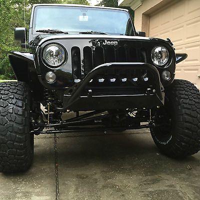 2015 Jeep Wrangler Black (2 door) | Lifted jeep, Jeep ...
