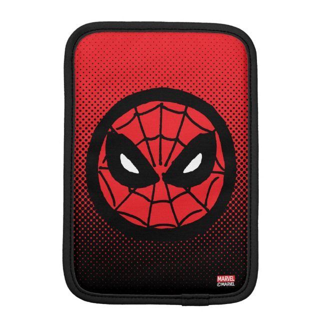 Pop Spider-Man Icon Sleeve For iPad Mini | Zazzle.com
