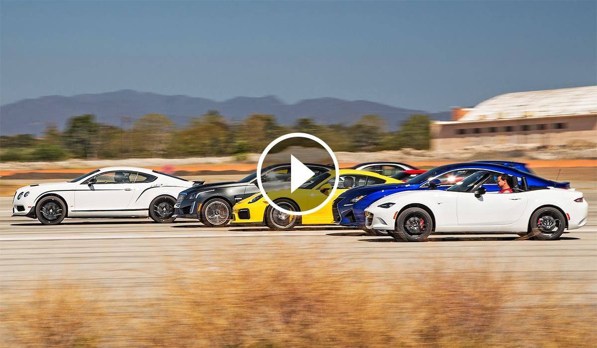 The World S Greatest Drag Race Returns With 10 Of The World S Best Supercars And Sports Cars Facing Off In An Epic Quarter M Racing Fast Cars Mercedes Amg Gt S