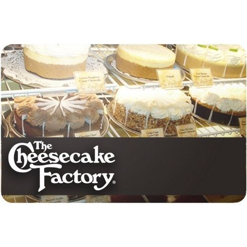 Save 12% on a $25 @Cheesecake Factory Gift Card! Cheesecake Factory Gift Card