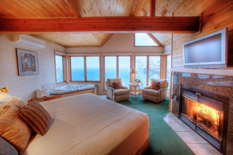 Superior Suite Bluefin Bay Resort Lake Tofte Mn Www