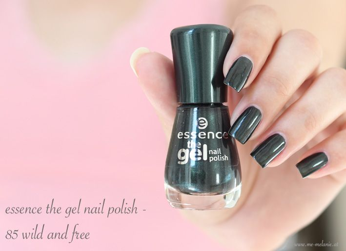 Essence The Gel Nail Polish 85 Wild And Free