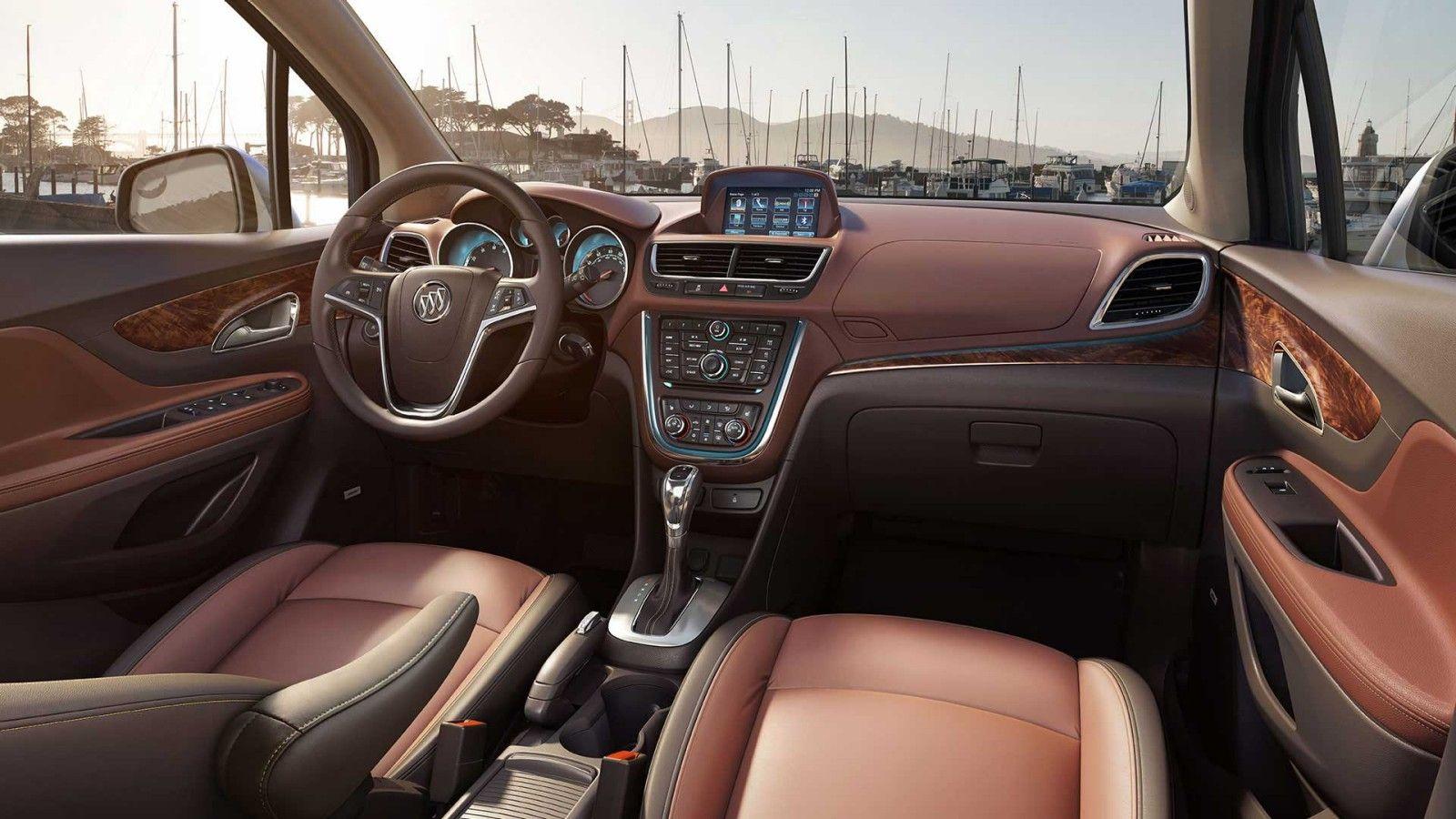 2014 Buick Encore Luxury Crossover Interior Photos Http Www Penskebuickgmc Com Models Buick Encore Buick Encore Buick 2015 Buick