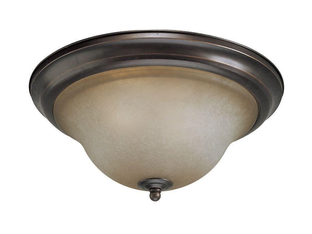 "Jeremiah Lighting 30015 3 Light Flushmount 15"" Augustine Indoor Lighting Ceiling Fixtures Flush Mount"