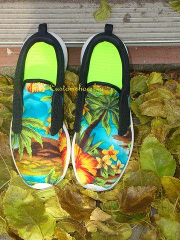 germany nike roshe tropical hawaiian 95b50 d13ae
