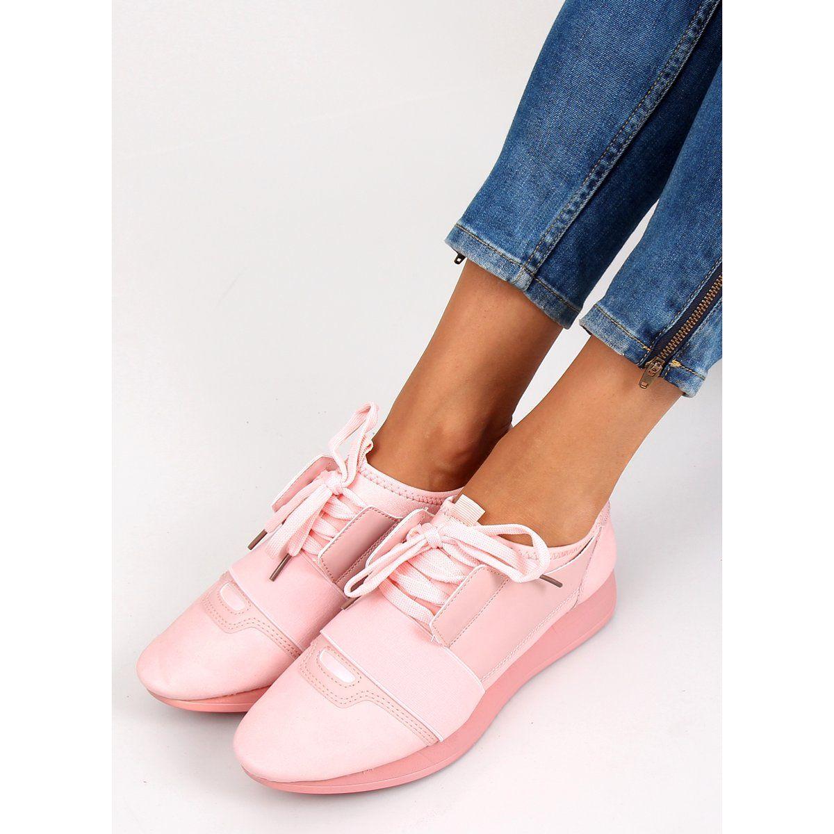 Buty Sportowe Dla Kobiet Ab 170 Pink Rozowe Pink Sport Shoes Women Shoes Shoes