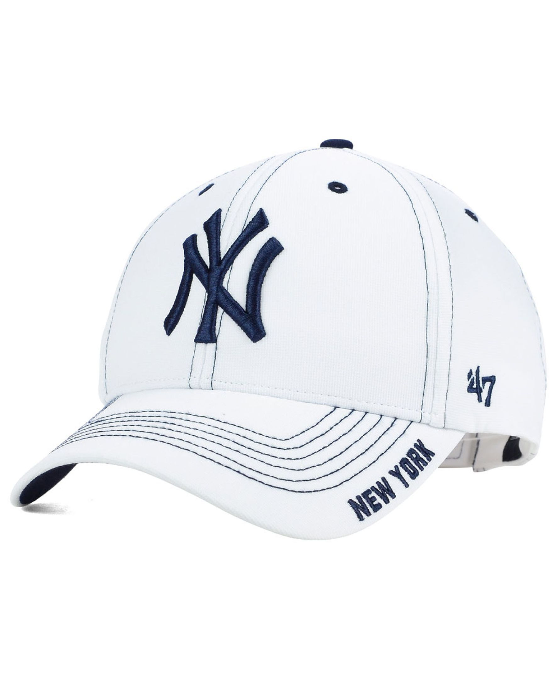 d541b6c2fc6 ... cheapest 47 brand new york yankees adjustable cap sports fan shop by lids  men macys c04fe ...