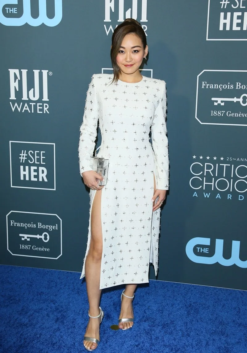 Critics' Choice Awards 2020: Fashion—Live From the Red Carpet -  Critics' Choice Awards 2020: Fashion—Live From the Red Carpet | Vogue  - #Awards #Carpet #Choice #Critics #FashionLive #MiraDuma #MiroslavaDuma #Red #RedCarpetDresses #RedCarpetLooks
