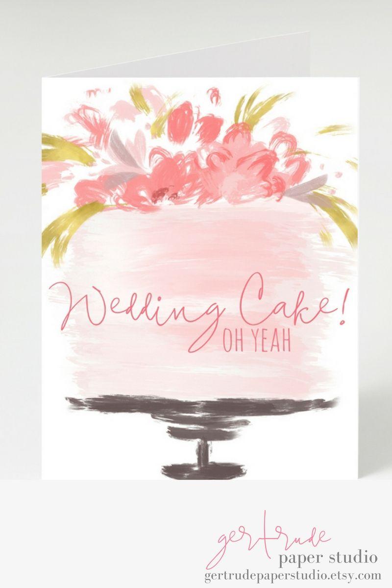 bridesmaid gift box wedding card will