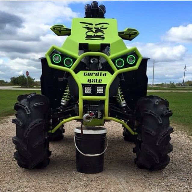 canam dream quad | www mm-powersports com added this pin to