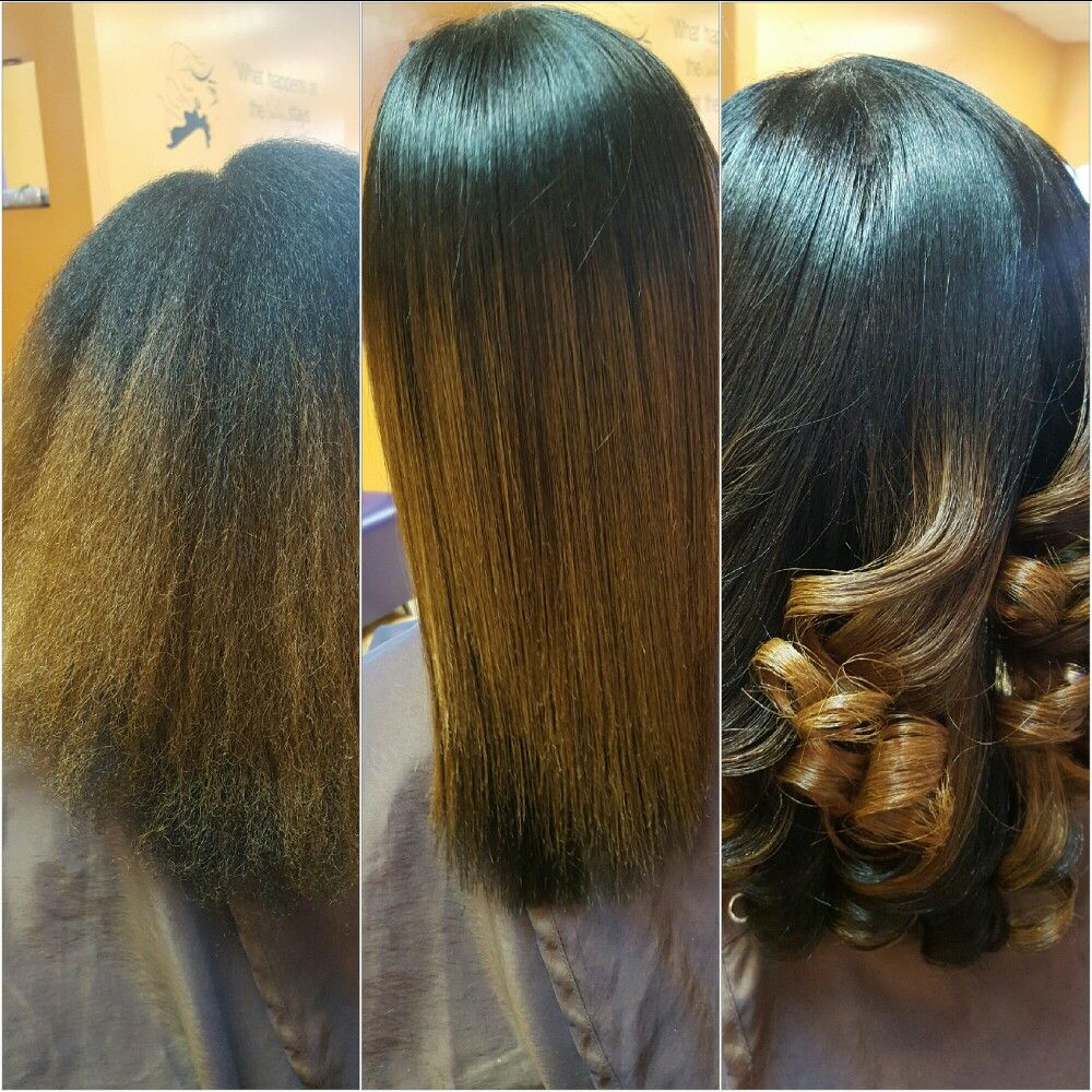 From natural to silk pressed  Hairstyles  Pinterest  Natural