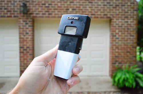 How To Program Your Garage Doors Their Dip Switch Mit Bildern Garagentore Programmieren Schalter