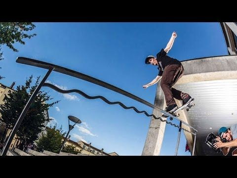 The Cliché Skateboards Crew Continues to Rip in Lyon - YouTube ... 59b40c907ff