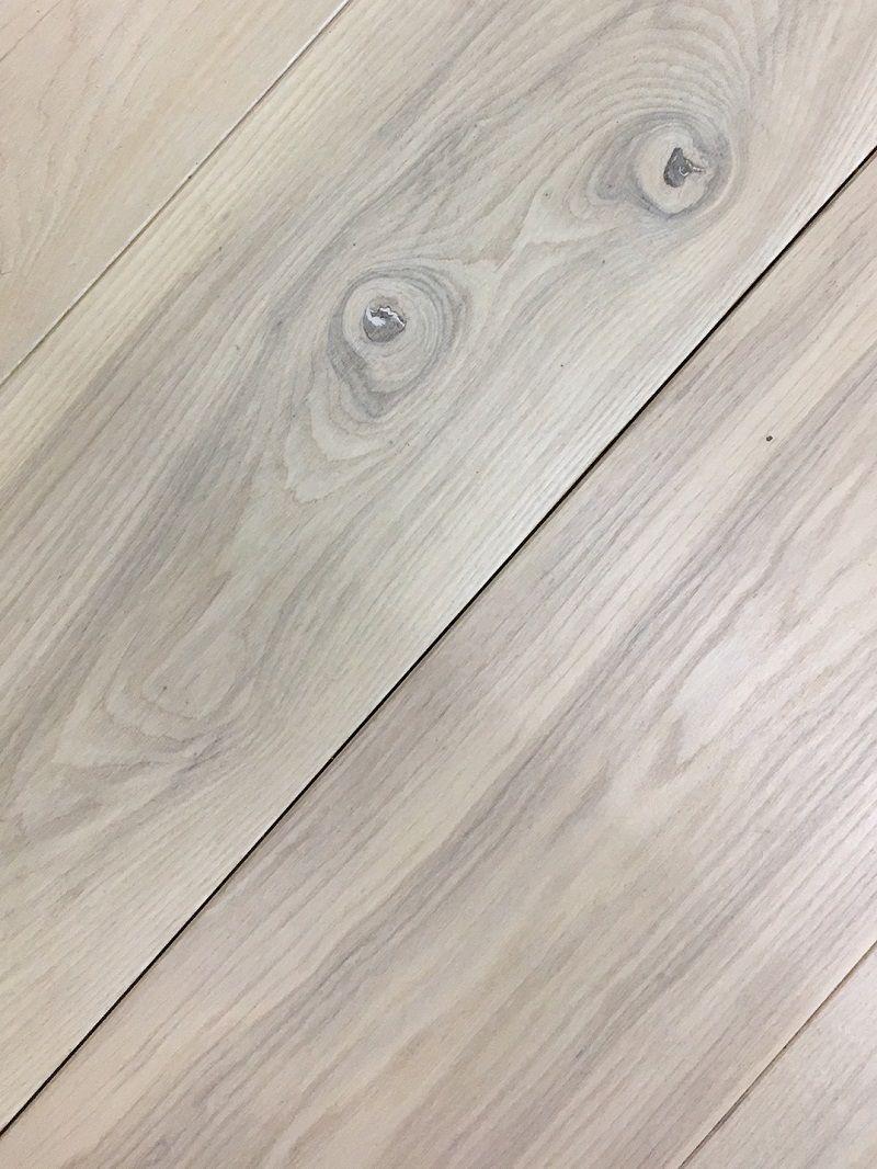 Natural White Ash Flooring, Ash Wood Laminate Flooring