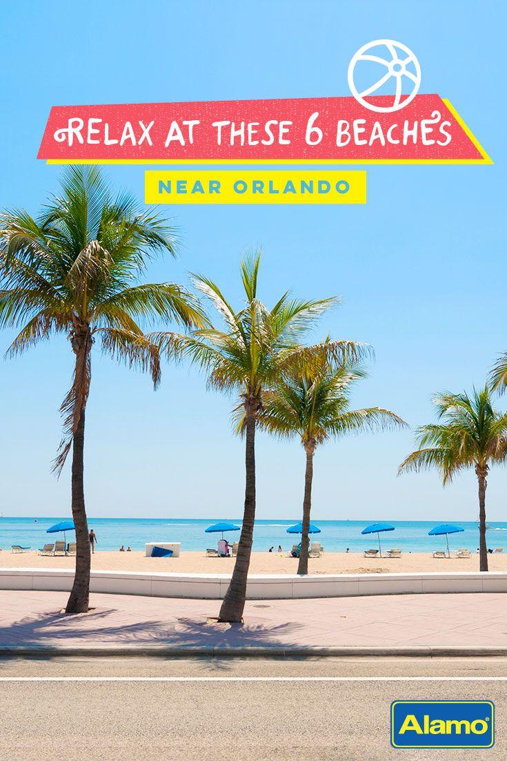 6 Of The Best Beaches Near Orlando Beaches Near Orlando Best Beaches To Visit Orlando Vacation
