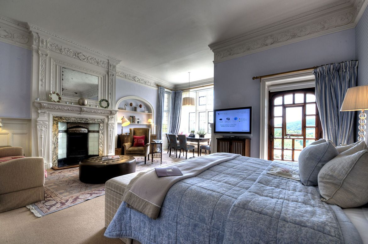 Rooms Gallery Bovey Castle Devon England Grand State