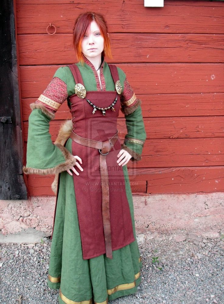 Скандинавские костюмы фото