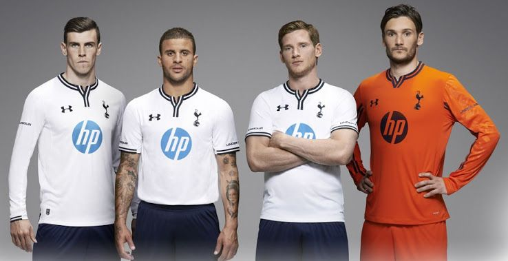 Tottenham Hotspur 13-14 (2013-14) Home and Away Kits Released - Footy  Headlines dcbfba9d0