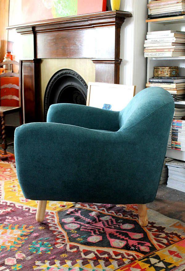Oscar Armchair from Australian-based online furniture retailer ...