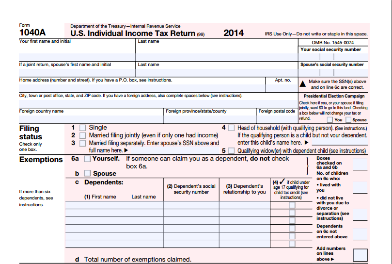 Why Do We Have To File A Tax Return CongressmanCpa Asks
