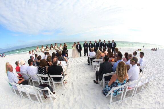 All Inclusive Destin Florida Destination Beach Wedding Packages