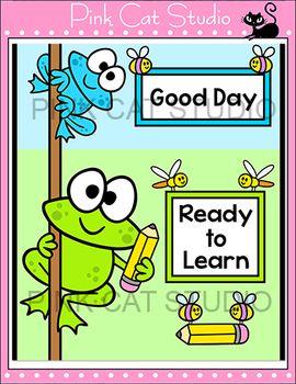 Frog theme behavior clip chart editable also classroom decor management tool rh pinterest