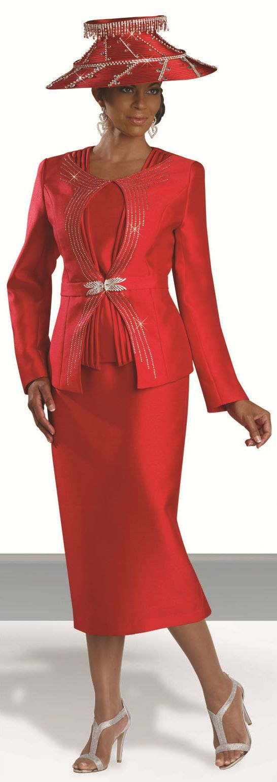 03d865b3ac0 Check out the deal on donna vinci womens designer church suit at french  novelty also hatshatshat