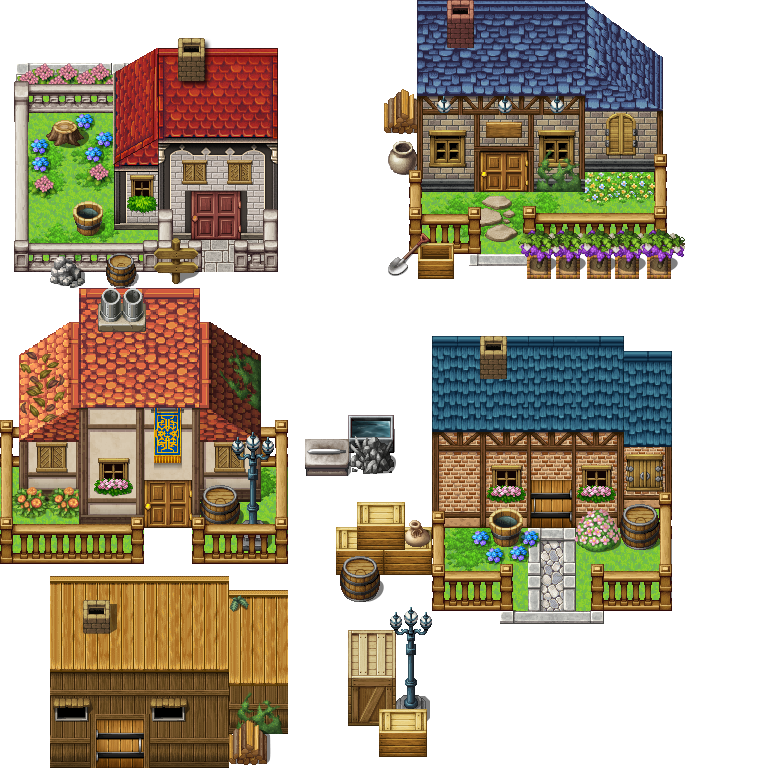 Image Result For Descargar Tileset Rpg Maker Mv Recursos