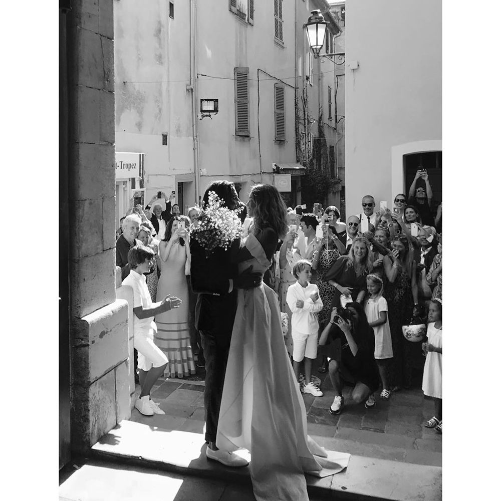 Erin Wasson On Instagram So This Time Last Year I Got To Have My Private Wedding In France I Shared Our Incredible Te France Wedding Private Wedding Wedding