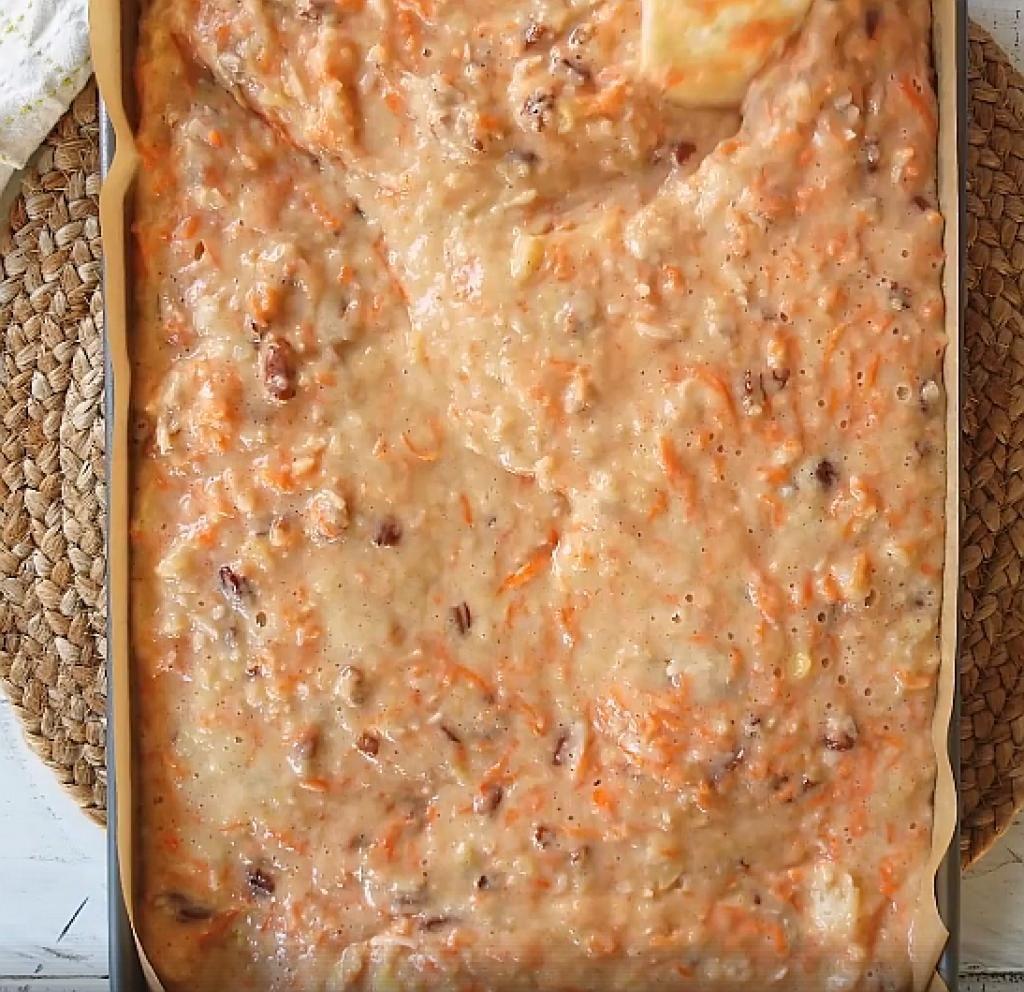Pizza Rapide Et Facile à La Pâte Magique 10 Min عجين: Barres De Gâteau Aux Carottes Prêtes En 30 Minutes